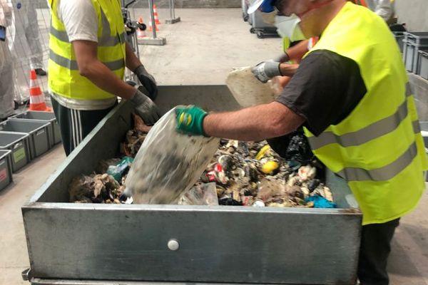 A Lunel-Viel, une étude des déchets est lancée en vue d'améliorer la qualité du tri - 10 septembre 2021