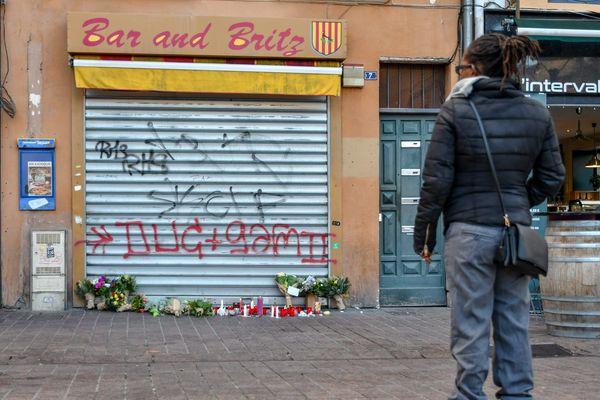 """En hommage à BarendBritz, tué le 6 décembre, Un """"Bar and Britz"""" éphémère sera ouvert dimanche lors du match Perpignan - Clermont. Sa mort avait provoqué un très forte émotion à l'USAP et chez ses supporters."""