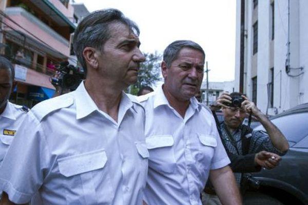 Pascal Fauret et Bruno Odos en République dominicaine