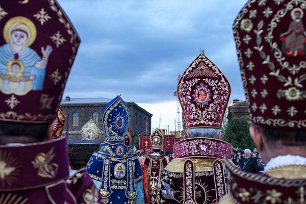 Pour la communauté arménienne, la naissance de Jésus se célèbre le 6 janvier.