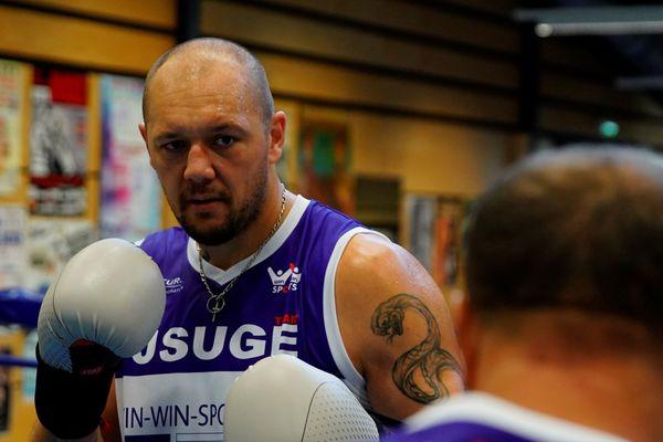 Le 25 septembre, le boxeur d'Abbeville, Johann Duhaupas, affrontera la star française de la boxe, Tony Yoka à la Paris la Défense Arena