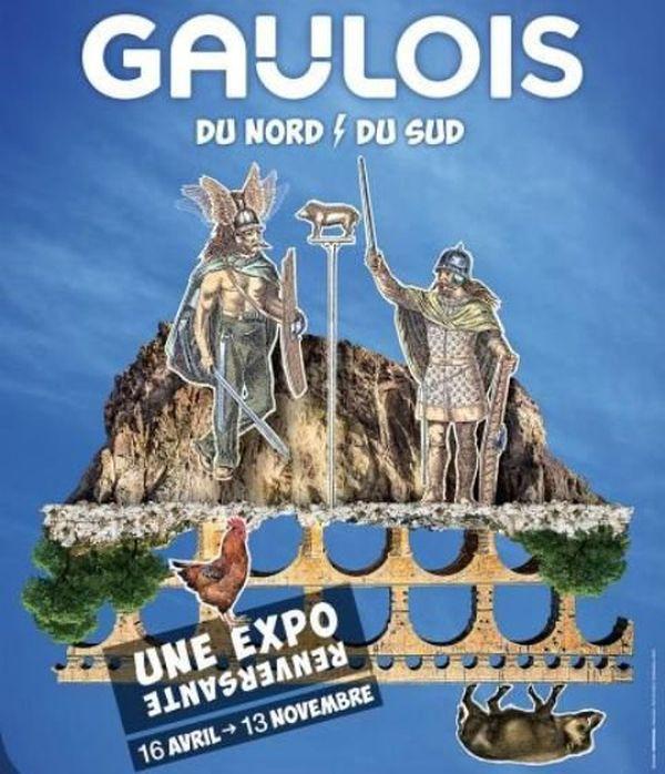 Pour mieux appréhender le spectacle son et lumières, une visite à l'exposition temporaire sur les Gaulois s'impose au Pont du Gard.