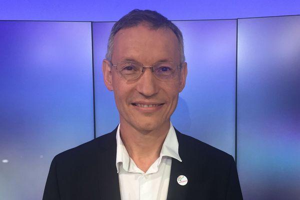 Philippe Cardin (DVG), élu à Meylan en Isère