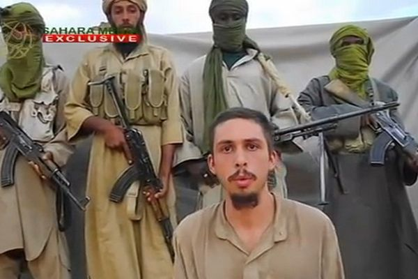Pierre Legrand sur la vidéo diffusée par Sahara Media