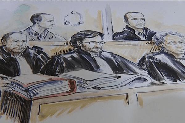 Assises d'Aix : le procès des frères Pantalacci pour la tentative d'assassinat d'Yves Manunta, en novembre 2011 à Ajaccio