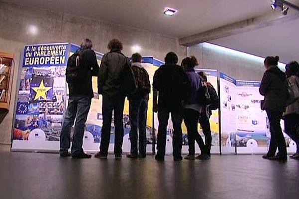 """""""Après la guerre, l'Europe c'est l'avenir"""" : le Parlement Européen organise une exposition sur ce thème au Centre de la Mémoire d'Oradour sur Glane jusqu'au 15 décembre 2012"""