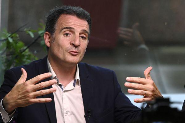 Eric Piolle, le maire de Grenoble, demande l'organisation d'une primaire au sein de la majorité pour l'élection du président de la Métroplole.