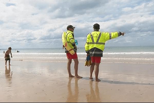 Une des règles pour éviter la noyade : préférer les plages surveillées.