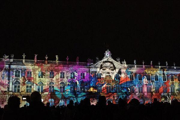 Le son et lumière de l'été Place Stanislas célèbre le centenaire de l'Opéra