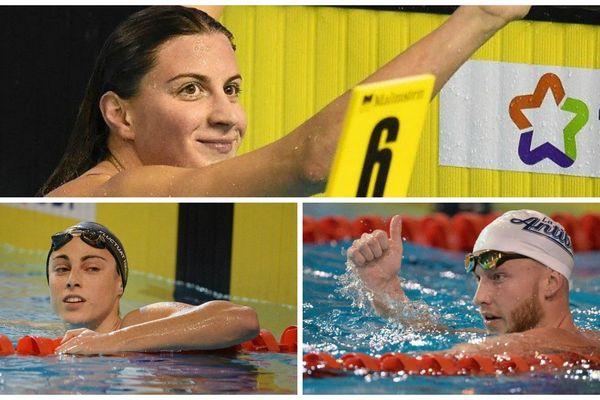 Charlotte Bonnet, Anna Santamans et Damien Joly