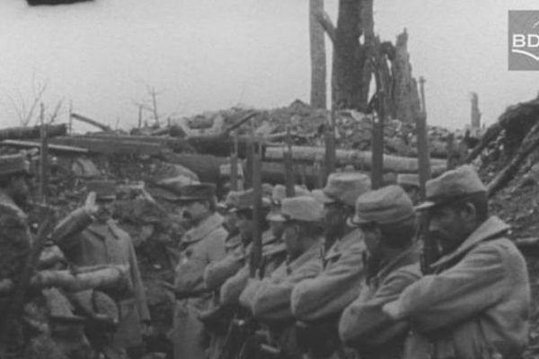 Photo de la Cinémathèque du Limousin à propos de la projection de documentaires sur la première guerre mondiale, vendredi 30 mai à Limoges ( Musée de la Résistance)