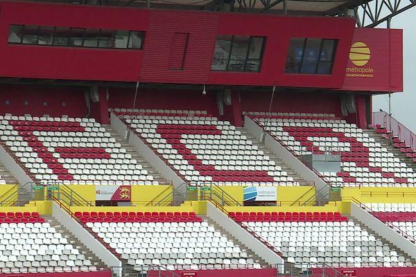 """Le club FC Rouen a été crée en 1899. Ses supporters se surnomment """"les culs rouges""""."""