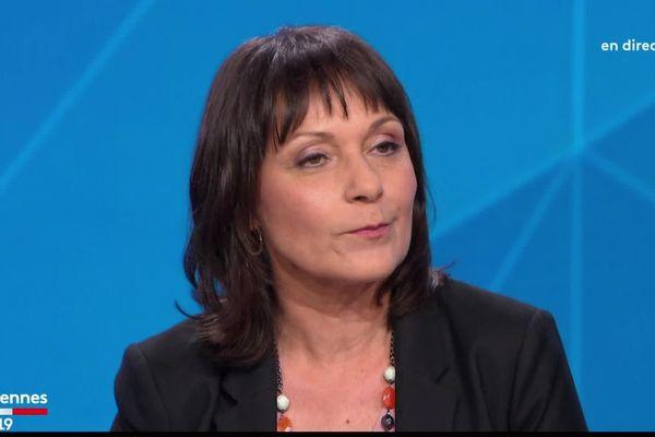 Sylvie Guillaume ancienne députée européenne fait partie des 6 élues de la liste PS