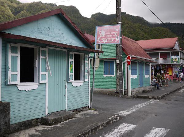 Helle-Bourg, La Réunion