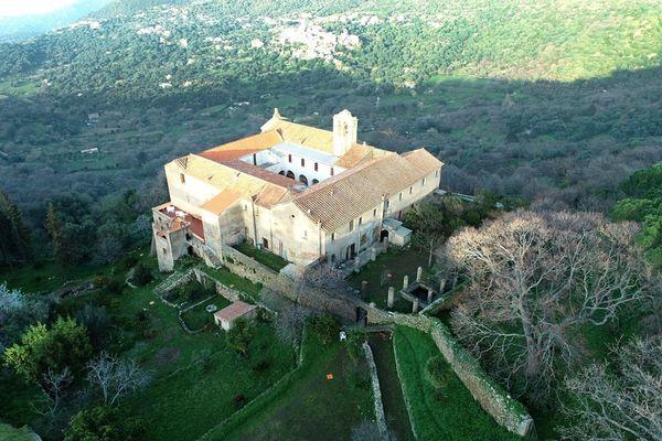 Le couvent de Marcassu, à Cateri, en Balagne