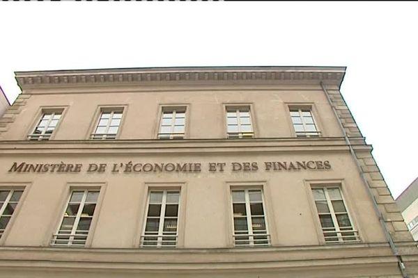 C'est au Ministère de l'Economie, à Paris, que s'est tenue, ce mardi 13 décembre 2016, une réunion sur l'avenir de l'entreprise GM&S de la Souterraine, dans la Creuse.