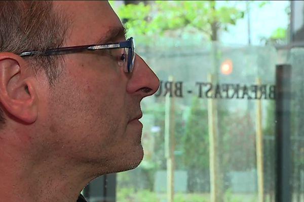 Marco Rizzo, conducteur de bus à la CTS