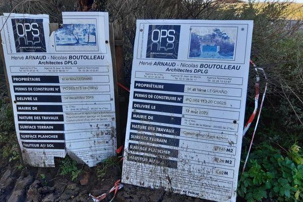 Un permis de construire en zone naturelle délivré à un mystérieux Mr Legrand fait polémique sur l'île d'Yeu en Vendée, ce MR Legrand est en fait le roi des Belges