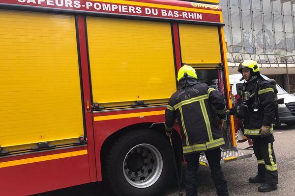 La mobilisation pour les élections empiète sur les disponibilités alors qu'il y a beaucoup d'appels le week-end, selon le secrétaire général de Force ouvrière des pompiers du Bas-Rhin.