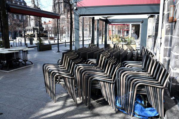A Clermont-Ferrand, les patrons de bars et de restaurants sont dans les starting-blocks avant l'ouverture des terrasses le 19 mai.