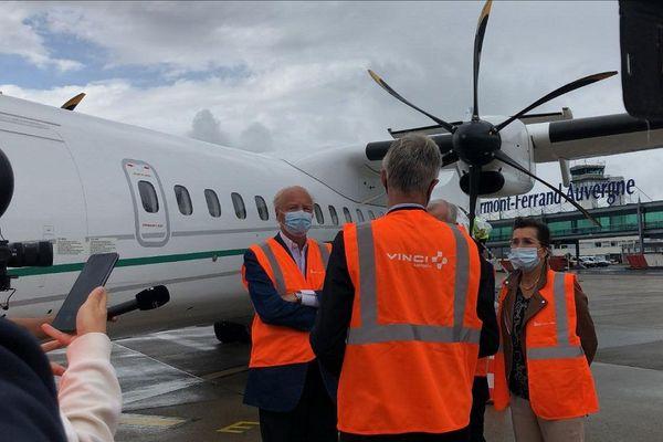 Dès le 14 septembre prochain, la ligne Clermont-Orly sera à nouveau assurée, cette fois par la compagnie aérienne Amalia.