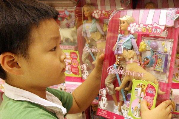 La construction des genres se jouent dès l'enfance