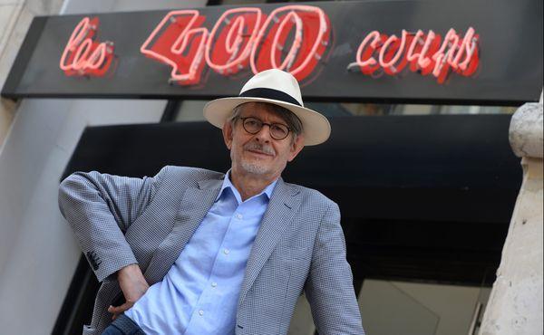 """""""On vient de passer un sale moment"""" Claude-Eric Poiroux, directeur du cinéma les 400 Coups à Angers."""