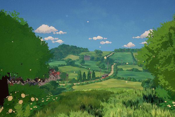 Le jeu vidéo Country Home, en cours de production, s'inspire de la Touraine et de la campagne lochoise.