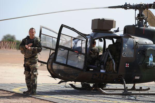 Damien Boiteux appartenait au régiment d'hélicoptère de Pau