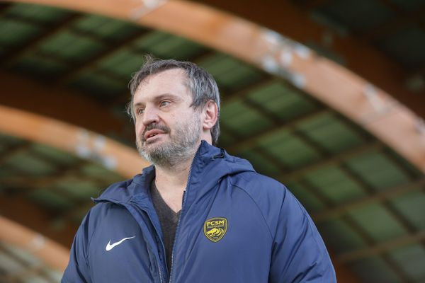 Samuel Laurent, directeur général du FCSM.