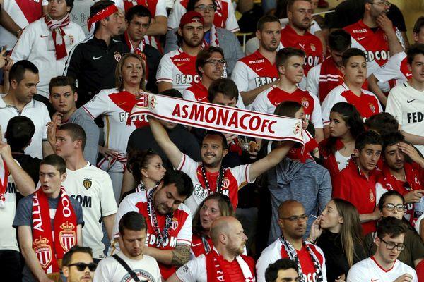 Les joueurs de l'AS Monaco comptent sur la ferveur du public pour leur match contre l'OM dimanche.