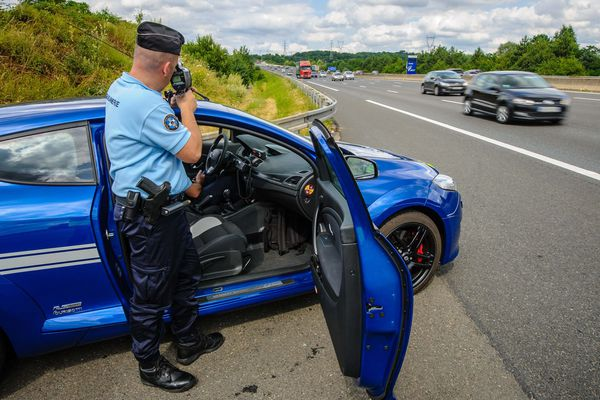 19 permis de conduire retirés immédiatement sur les routes de la Vienne