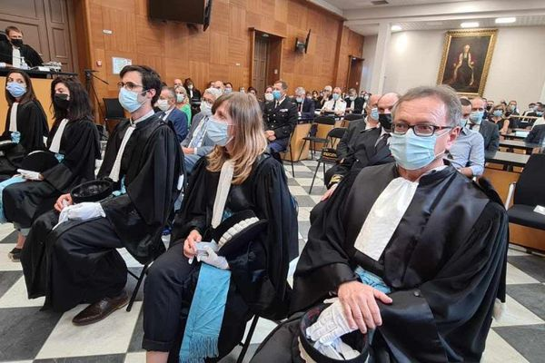 Les cinq nouveaux venus au tribunal judiciaire de Bastia