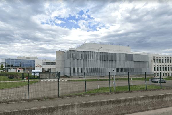L'un de plus importantes sites de production de Lilly se trouve à Fegersheim, en Alsace.