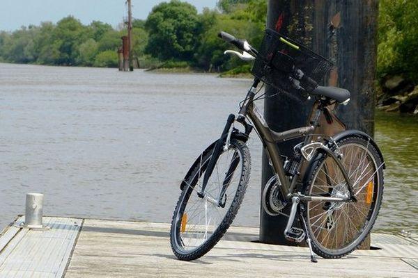 Le vélo de Sylvie Denis