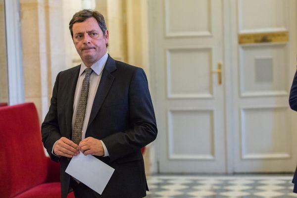 Ce n'est pas la candidature d'Alain Calmette mais celle de François Danemans qui a été retenue par la République en Marche pour la 1ère circonscription du Cantal.