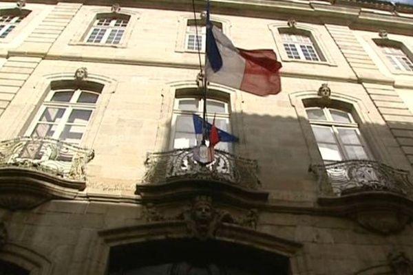 La mairie de Carcassonne