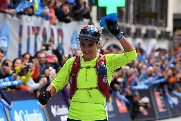 Xavier Thévenard remporte pour la 3e fois à Chamonix l'UTMB