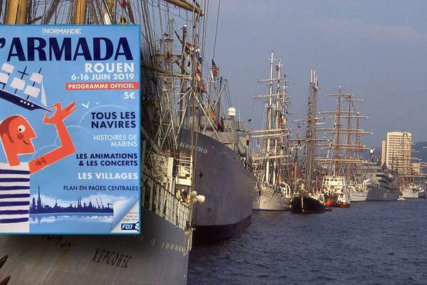Le programme officiel de l'Armada 2019