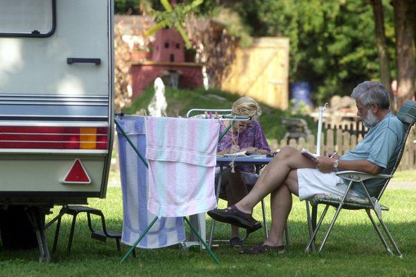 Les campings alsaciens profitent d'un léger boom des réservations