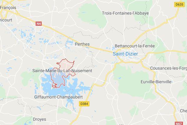 le drame s'est produit au bord du lac du Der en Haute-Marne