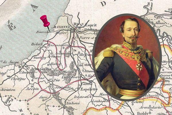 Sur les traces de Napoléon III - Le Pays basque