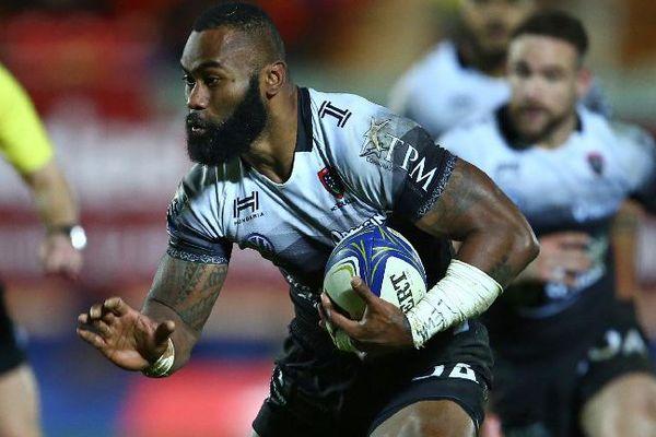 Semi Radradra, le rugbyman fidjien vient de signer à l'UBB pour deux ans.