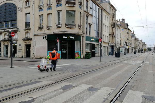 L'activité de salubrité publique se poursuit dans le Grand Nancy.