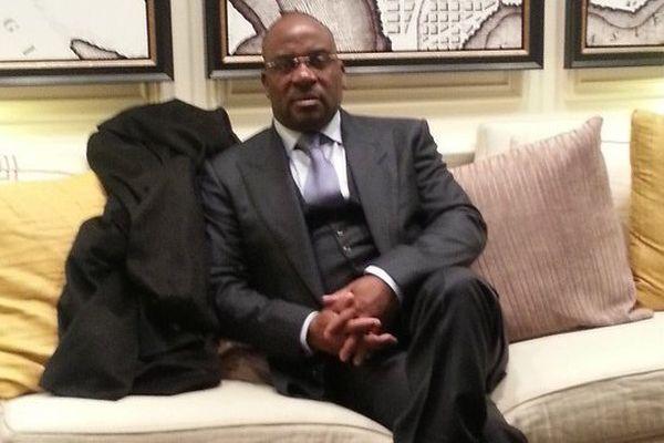 L'homme d'affaires ivoirien Charles-Kader Gooré.
