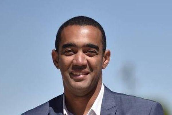 Saïd Ahamada candidat LREM dans la 7e circonscription des Bouches-du-Rhône à Marseille.