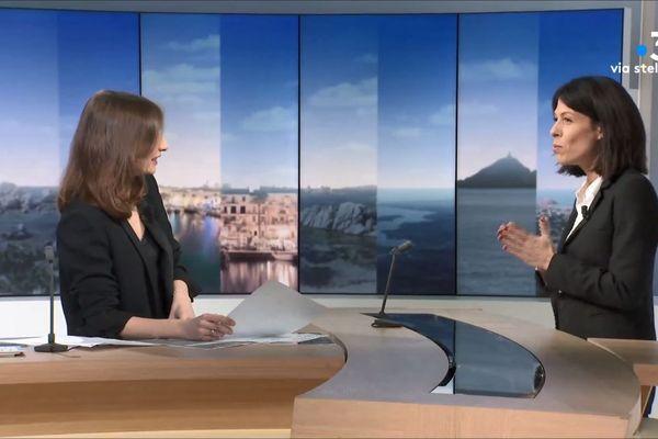 Julie Benetti, rectrice de l'académie de Corse, était l'invitée du Corsica Sera lundi 7 janvier 2019.