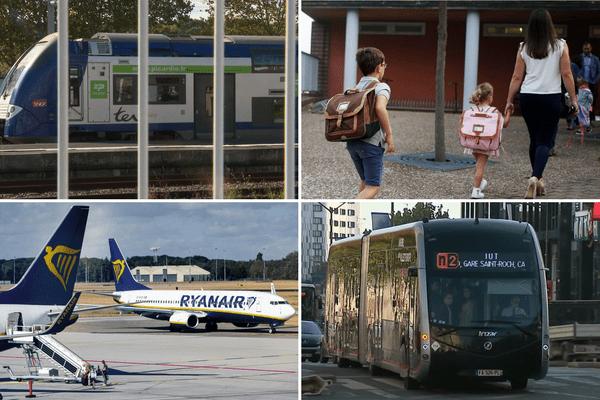 Des transports à l'éducation, les perturbations ne manqueront pas en Picardie.