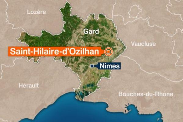 Saint-Hilaire-d'Ozilhan (Gard)