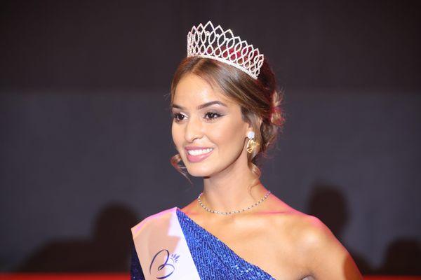 Hayate El Gharmoui a été élue Miss Picardie 2021 dimanche 17 octobre.